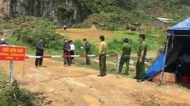 More areas in Ha Giang locked down due to COVID-19