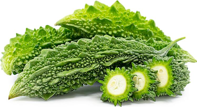 Mướp đắng có nhiều tác dụng bổ máu, thanh nhiệt, cường dương... Ảnh: Specialty Produce