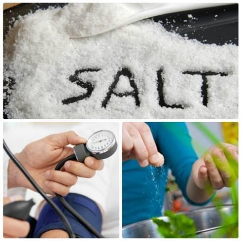 Ăn thừa muối gây tăng huyết áp